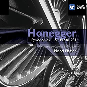 Honegger:Symphonies 1-5, etc