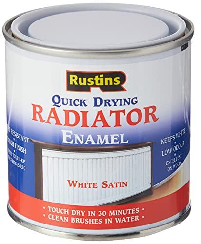 Rustins RADS250 250ml Quick Dry Radiator Paint...