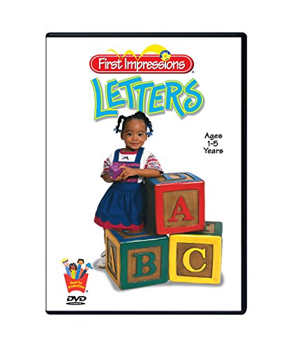 Baby's First Impressions: Letters DVD