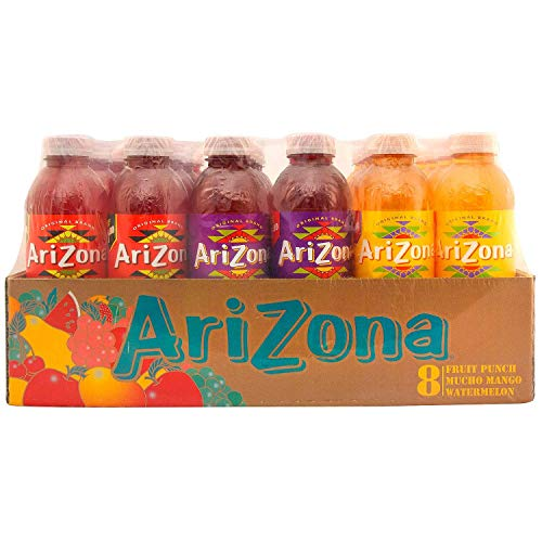 Arizona Juice Variety Pack (20 oz. ea., 24 pk.)M