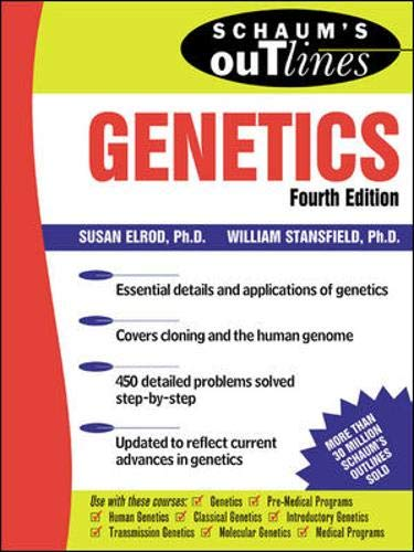 Schaum's Outline of Genetics