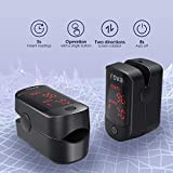 Zoom IMG-1 saturimetro da dito pulsossimetro professionale