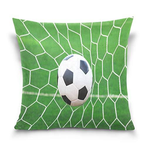 HMZXZ Funda de almohada decorativa de 50,8 x 50,8 cm, para sofá, dormitorio, sala de estar