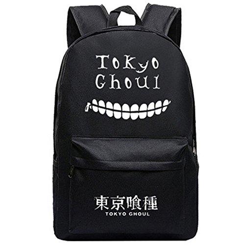 Siawasey Anime Tokyo Ghoul Cosplay Backpack Daypack Bookbag Laptop School Bag