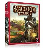 Forbidden Games - Mapache Tycoon (edición estándar) - Juego de Mesa