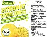 Rapunzel Bio Zitronat ohne Weißzucker, gewürfelt (2 x 100 gr)