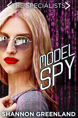 Book Cover for Model Spy