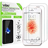 VIBE Screen Protector for Apple iPhone SE 5s 5c 5 5se Tempered Glass