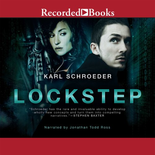 Lockstep Audiobook By Karl Schroeder cover art