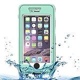 YPshell Étui de protection étanche à l'eau, à la poussière, aux chocs, avec support pour iPhone...