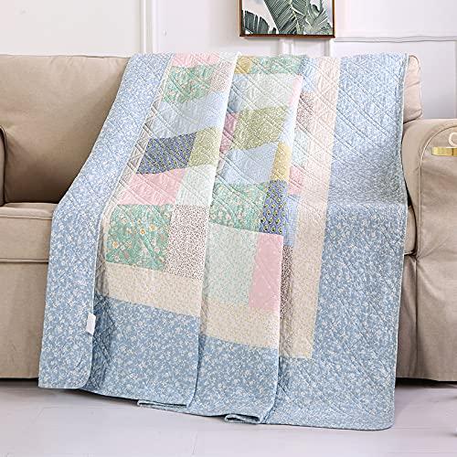 Qucover Tagesdecke Baumwolle Bild