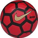 Nike Menor Futsal Ball, Challenge Red/black, Size Pro