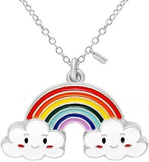 cloud pendant necklace