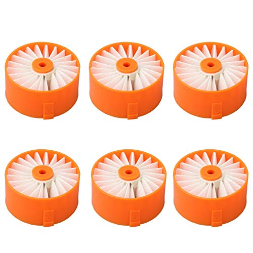 LANROON BSV2020 Filter Compatible with Black Decker BSV2020G and BSV2020P Powerseries Extreme Cordless Stick Vacuum Cleaner, 6 Pack