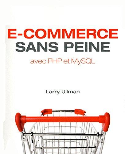 E-COMMERCE SANS PEINE