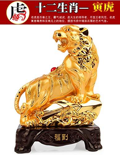 CUIDALAO standbeeld sculptuur Lucky geld mooie gouden varken fluweel zand goud huis inrichting tijger konijn slang paard schapen hond varken huis standbeeld sculptuur