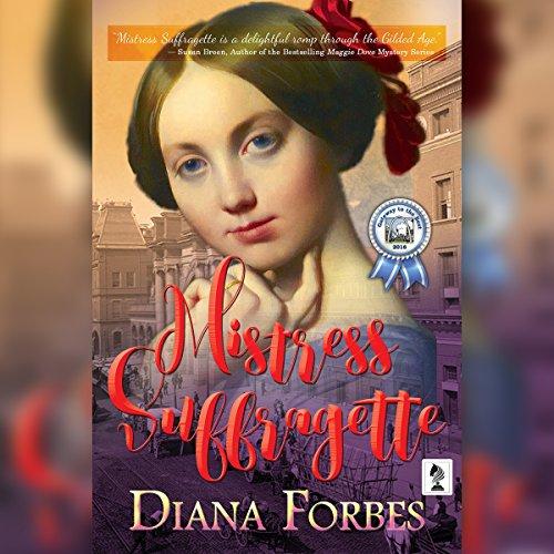 Mistress Suffragette audiobook cover art