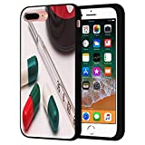 Silicone Case for iPhone 6s and iPhone 6, Pill Thermometer Phone Case Full Body Protection Shockproof Anti-Scratch Drop Protection Cover