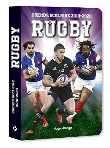 Agenda scolaire 2019-2020 Rugby