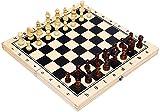 Juego de ajedrez de Madera Conjunto Conjunto de tableros de Juego...
