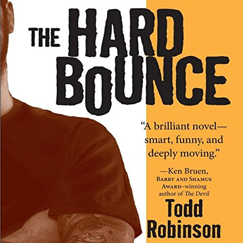 The Hard Bounce audiobook cover art