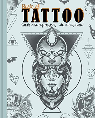 Book of Tattoo: Minimal and Big Des…
