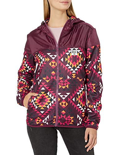 BILLABONG Damen Winterjacke Cold - Rot - Groß