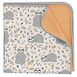 small BABYBOET Baby Splat Mats – Highchair mats protect wood, vinyl, carpets… from.