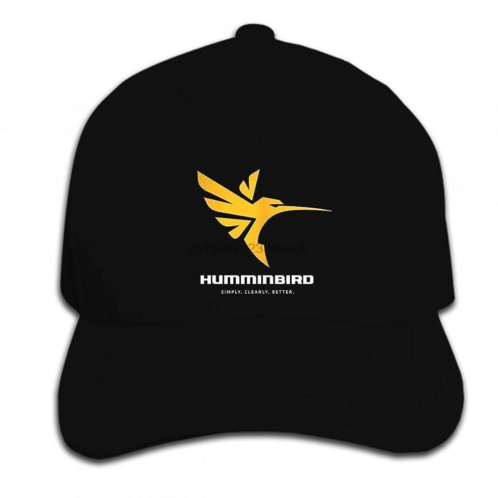 想像力旅行代理店引き算印刷カスタム野球帽ヒップホップファッション Humminbird 魚群探知機男は帽子キャップ