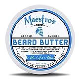 Maestro's Classic Mark of a Man Blend 8oz. Beard Butter
