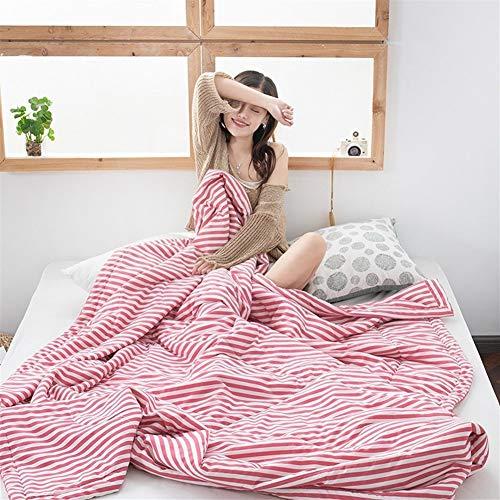 Funda para sofá cama de 1,5 tog, diseño lavable a máquina, 100 % algodón, para cama Throw 030 (color: C, tamaño individual)