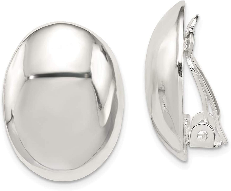 Beautiful Sterling silver 925 sterling Sterling Silver NonPierced Earrings