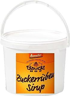 Bauckhof Bio Bauckhof Demeter Zuckerrübensirup 1 x 13 kg