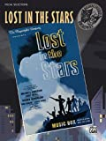 sheet music cover: Lost in the Stars