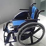 NADAENW Chariot Épaissi par Aluminium Se Pliant Léger De Chaise De Transport...