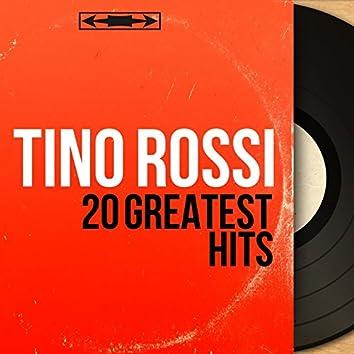 20 Greatest Hits (Mono Version)