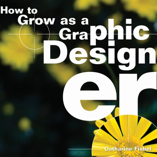 How to Grow as a Graphic Designer audiobook cover art