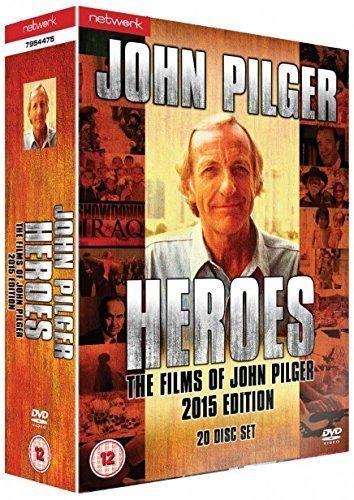 John Pilger: Heroes 2015 Edition [Reino Unido] [DVD]