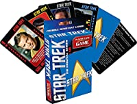 Card Game - Star Trek - Card Game Poker Card Game New Licensed 55003