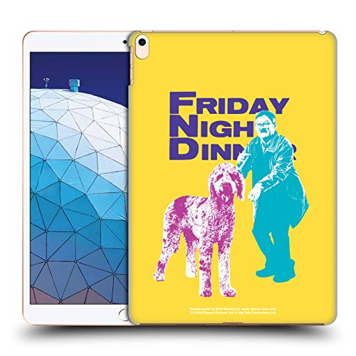 Official Friday Night Dinner Jim And Milson Graphic Art Hard Back Case Compatible for Apple iPad Air (2019)