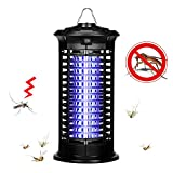 Electric Mosquito Zappers/Killer - Electric Bug Zapper, Powerful Insect Killer, Mosquito Zappers, Mosquito
