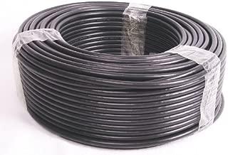 Precio Base 1,79Euro/m–Bidatong–RG213/ubx–Cable coaxial–25m rollo–Fabricado en Alemania.