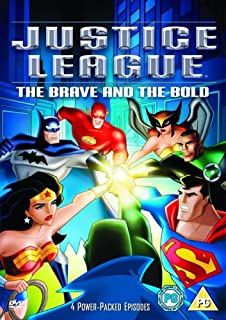 Justice League: The Brave And The Bold 2005