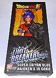 BANDAI Dragon Ball Z Super Saiyan Goku Limit Breaker Kamehameha x10 Figure...