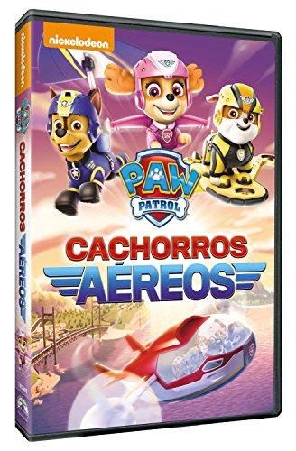 PAW PATROL 09: CACHORROS AEREOS [DVD]