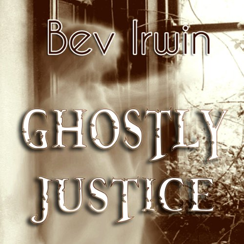 Ghostly Justice audiobook cover art