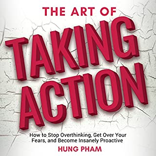 The Art of Taking Action audiobook cover art