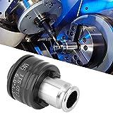 Portabrocas de pinza Portabrocas compacto Portaherramientas CNC para roscadoras Accesorio para equipos mecánicos JIS-GT12 para mandrinadoras para taladradoras para roscadoras(M6)