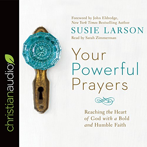 Your Powerful Prayers audiobook cover art