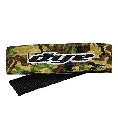 DYE Stirnband Head Tie, Camouflage, Onesize